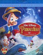 Pinocchio 2012 Italy Blu-Ray