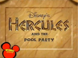 Hercules and the Pool Party