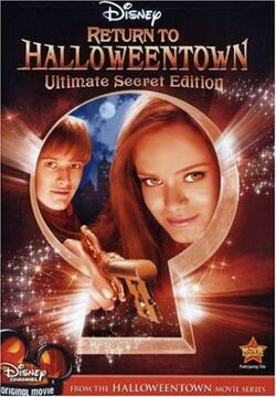 Return to Halloweentown DVD