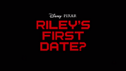 Riley's First Date Title