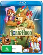 Robin Hood 2013 AUS Blu-Ray