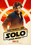 Solo IMAX character poster - Han
