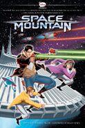 Space Mountain Novel Alternate Cover