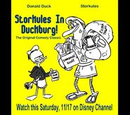 Storkules in Duckburg