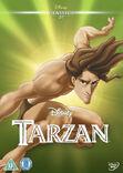 Tarzan DVD Cover
