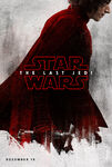 The Last Jedi red poster 5