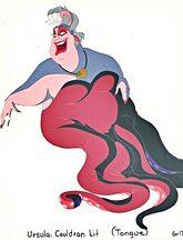 Ursula Cauldron Pink Lit Cel