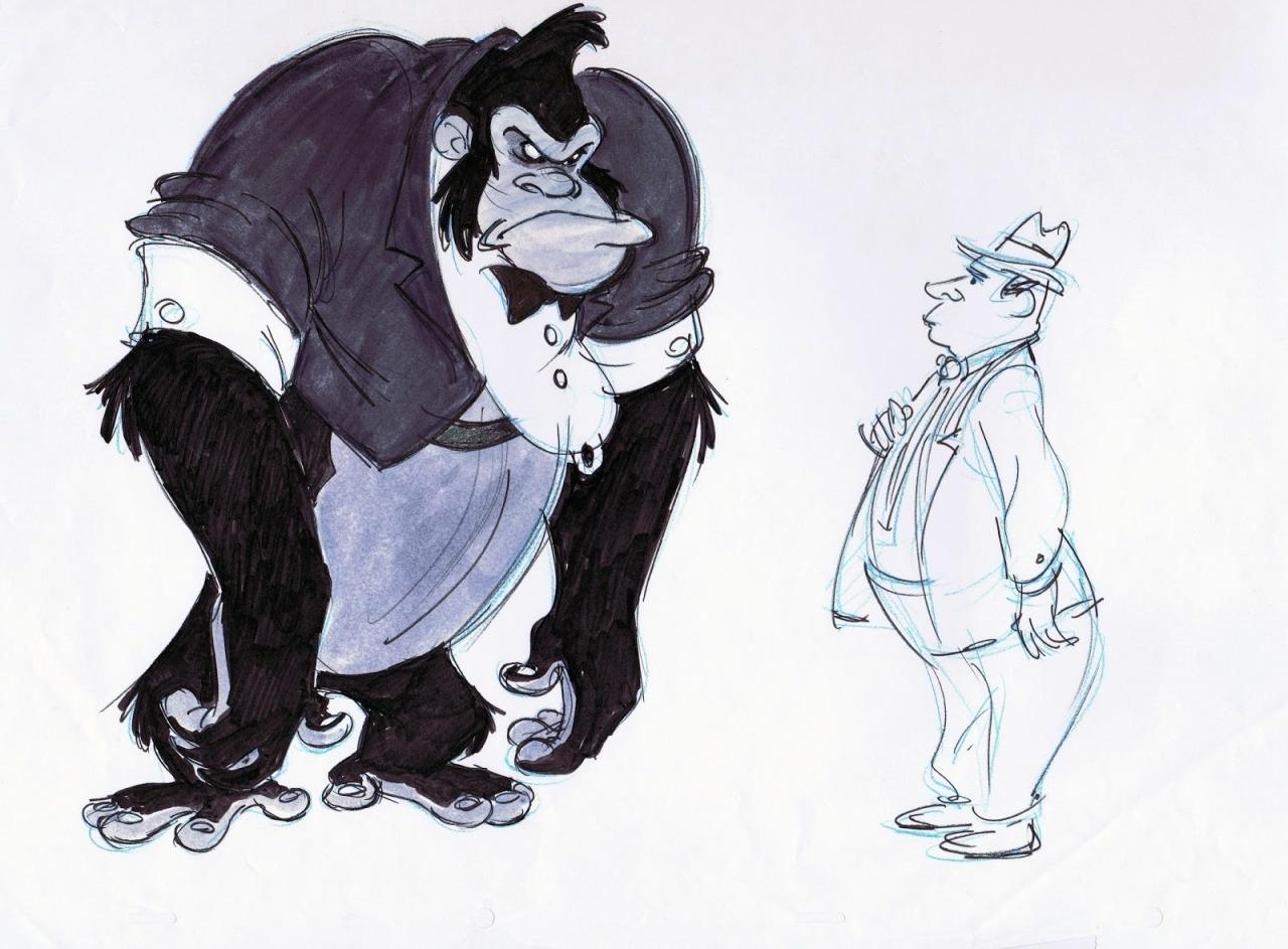 Bongo the Gorilla | Disney Wiki | FANDOM powered by Wikia