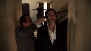 Agents of S.H.I.E.L.D. - 1x13 - T.R.A.C.K.S. - Ian Quinn Gunpoint 2