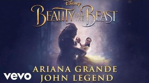 Ariana Grande, John Legend - Beauty and the Beast (Oficial Soundtrack)