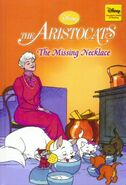 Aristocats missing necklace disney wonderful world of reading hachetta partworks