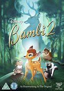 Bambi ii uk dvd