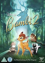 Bambi ii uk dvd