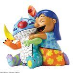 Britto Lilo and Stitch Figurine