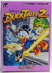 Ducktales 2 Japanese cover