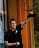 Jim Carrey Guys Choice Award