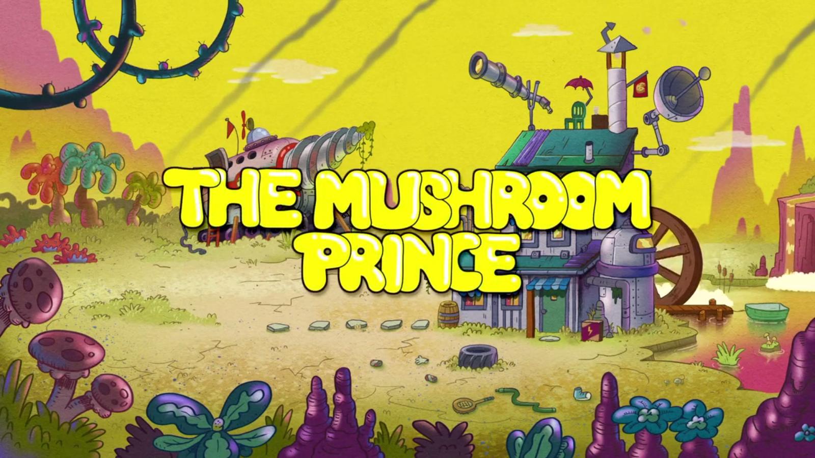 The Mushroom Prince | Disney Wiki | FANDOM powered by Wikia