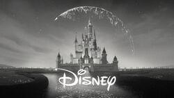 Paperman - Disney logo