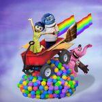Pixar Play Parade Inside Out