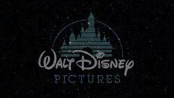 Stitch Movie - Disney logo