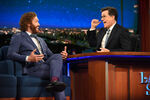 TJ Miller visits Stephen Colbert