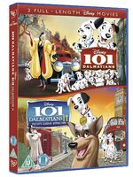 101 Dalmatians 1-2 2012 Box Set UK DVD
