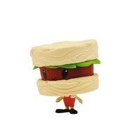 BH6 Micro Chibi Figure - Noodle Burger Boy