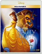 Beauty and the Beast Japanese MovieNEX