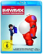 Big Hero 6 2015 Germany Blu-Ray
