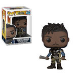 Black Panther Erik Killmonger POP