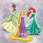 Disney Princess Promational Art 4