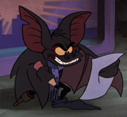Fidget (The Great Mouse Detective)