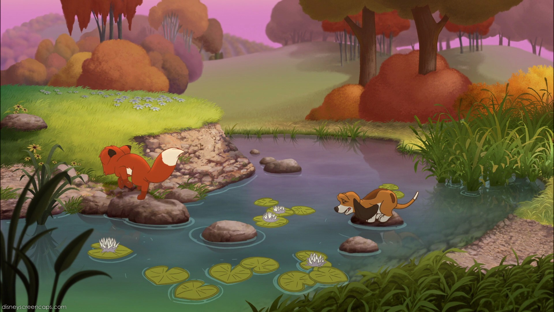 Friends For Life The Fox And The Hound 2 Disney Wiki Fandom