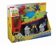 Imaginext Pizza Planet
