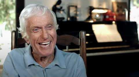 MARY POPPINS RETURNS Dick Van Dyke Behind The Scenes Interview