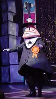 Mayor of Halloween Town DLP