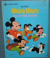 Mickey Mouse The Kitten Sitters GB