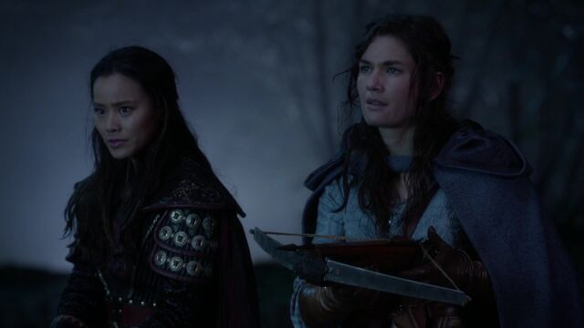 File:Once Upon a Time - 5x18 - Ruby Slippers - Mulan and Dorothy.jpg