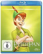 Peter Pan 2017 Germany Blu-Ray