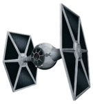 Rebels TIE Fighter Fathead 2