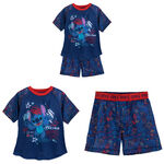 Stitch 'Maximum Badness' Shorts Sleep Set for Boys
