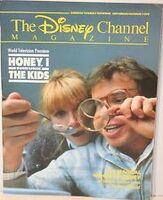 TheDisneyChannelMagazineSeptemberOctober1990