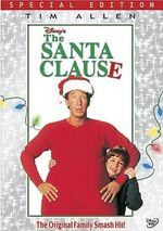 The Santa Clause DVD Fullscreen