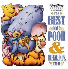 The best of pooh and heffalumps too