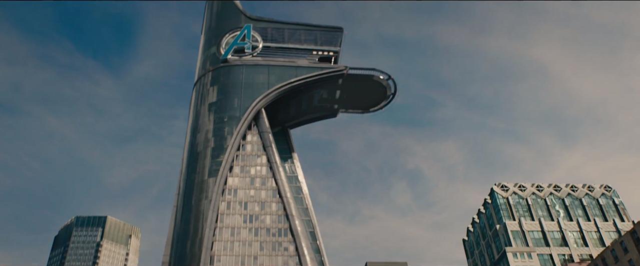 avengers tower disney wiki fandom powered by wikia