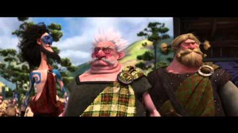 Brave (Indomable) Proximamente en DVD y Blu-ray Disney · Pixar Oficial