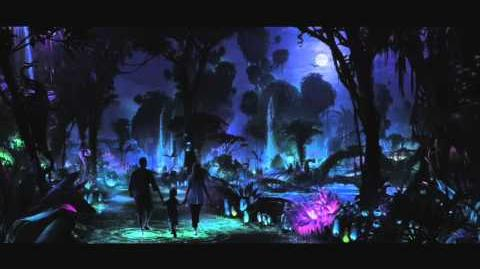 Construction Begins For AVATAR-Inspired Land at Disney's Animal Kingdom Disney Parks