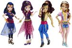 Descendants - Wicked World Dolls 2