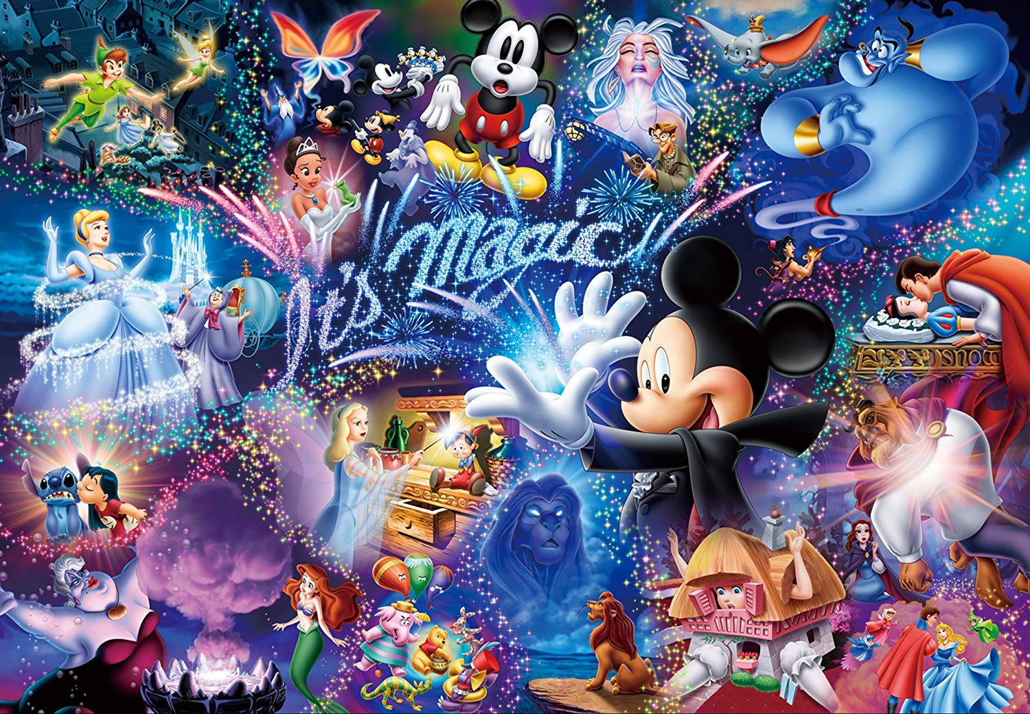 Magic | Disney Wiki | FANDOM powered by Wikia