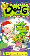 Doug's Secret Christmas VHS